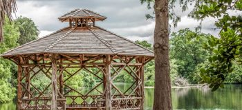 Landa Lake Gazebo Renovation