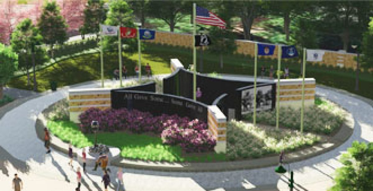 New Braunfels Veterans Memorial